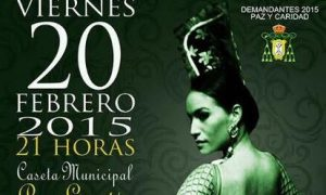 Desfile de moda en Estepa: «Verde que te quiero verde»