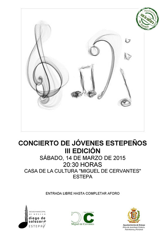 concierto-jovenes-estepa-estepeños-musica-clasica-casa-cultura-marzo-2015
