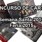 Bases para los concursos de los carteles de la Semana Santa 2016 y Feria de Estepa 2015