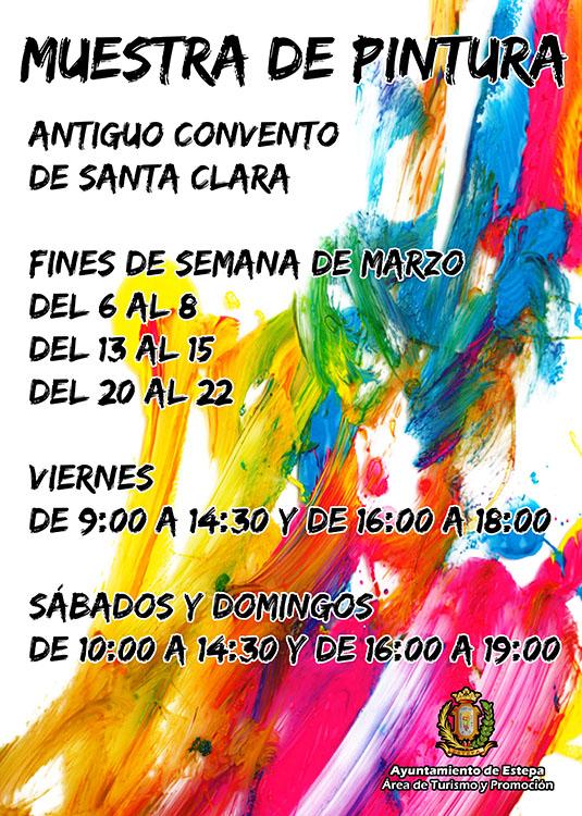 muestra-exposicion-pintura-arte-estepa-cultura-sevilla-andalucia