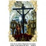 Acto de presentación de la guía de la Semana Santa de Estepa