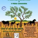 II Feria Estepa AGRO 2015 del 17 al 19 de abril