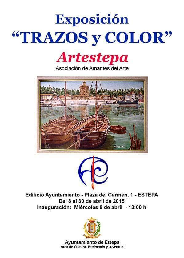 exposición-trazos-color-estepa-artestepa-arte-pintura-sevilla-andalucia