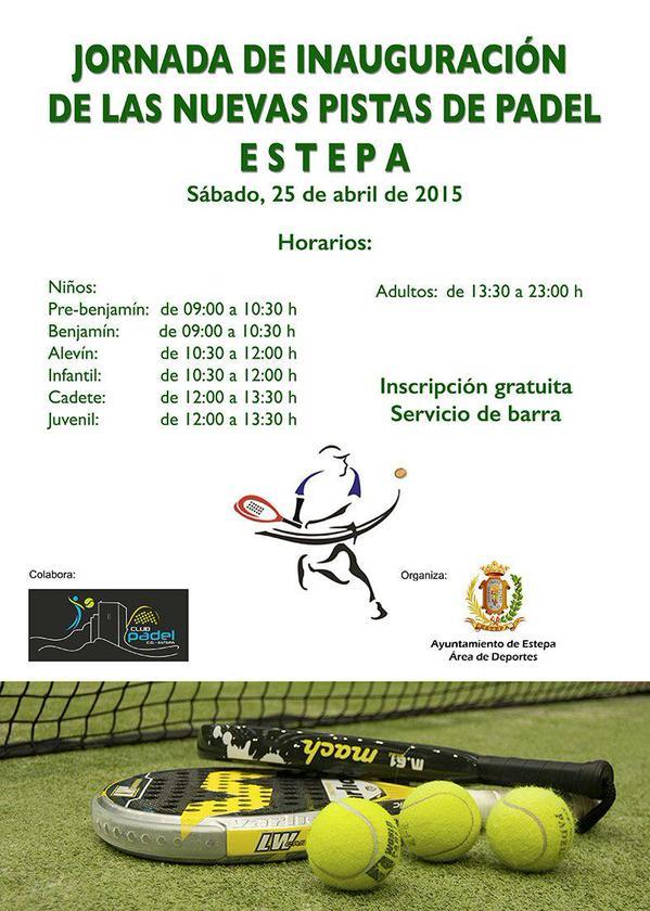 jornada-inauguracion-nuevas-pistas-padel-estepa-deporte-gratis-gratuita-sevilla-andalucia