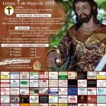 Romería de Estepa 2015 en honor a San José Obrero