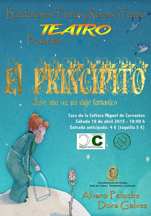 teatro-estepa-el-principito-cultura-feria-libro-sevilla-andalucia