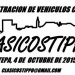 II Concentración de vehículos clásicos en Estepa