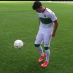 Estepeñ@s: José Antonio Caro, jugador de fútbol