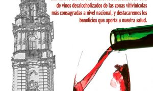 Cata de vino sin alcohol en Estepa