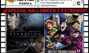 Cine en Estepa: Especial Halloween