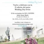 """""""Cásate Conmigo"""", el gran evento de boda en Estepa"""