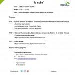 Jornada sobre cloud computing en Estepa