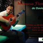 "Flamenco en Estepa: ""Mantecao flamenco"", con David Silva"