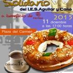 Roscón de Reyes Gigante y Solidario en Estepa