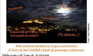 I Ruta del Terror por el Cerro de San Cristóbal