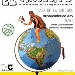 """Teatro infantil en Estepa: """"El viajecito"""", de la compañía Barataria"""