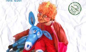 Teatro infantil en Estepa: «Platero, cuéntame» de Barakatemus Teatro