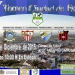 V Torneo de Fútbol Ciudad de Estepa 2015