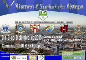 v-torneo-ciudad-estepa-futbol-deporte-sevilla-andalucia-malaga-santaella-industrial-