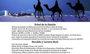 Actos de celebración del Día de Reyes en Estepa