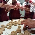 Así fue el Encuentro Gastronómico con la ONCE y la IGP Mantecados y Polvorones de Estepa