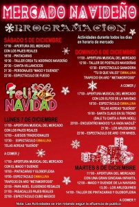 mercado-navidad-navideño-estepa-sevilla-andalucia-horarios-programacion-actividades