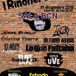 """Concierto en Estepa: """"I Riñonera Rock"""""""