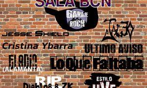 Concierto en Estepa: «I Riñonera Rock»