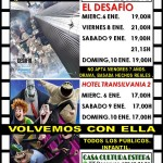 Cine en Estepa: Cartelera del 8 al 10 de enero
