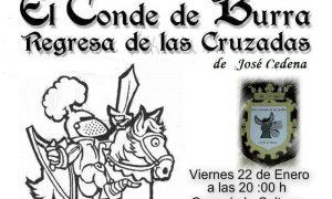 Teatro en Estepa: «El Conde de Burra regresa de las Cruzadas»