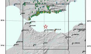 El terremoto del Mar de Alborán pudo sentirse en Estepa