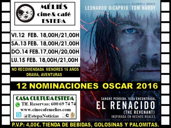 Cine en estepa cartelera del 12 al 15 de febrero estepa sevilla andaluc a - Cines gran casa cartelera ...