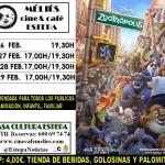 Cine en Estepa: Cartelera Puente de Andalucía