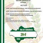 Actos por el Día de Andalucía en Estepa
