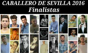 Dos estepeños entre los finalistas a Caballero de Sevilla 2016