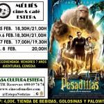 Cine en Estepa: cartelera del 5 al 8 de febrero