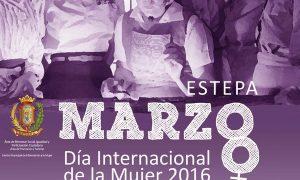 Actos en Estepa con motivo del Día Internacional de la Mujer 2016