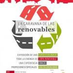 La caravana de las energías renovables en Estepa