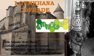 I Gymkhana Cofrade en Estepa