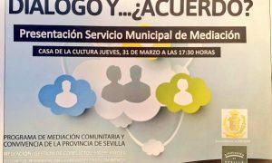 Presentación en Estepa del Servicio Municipal de Mediación