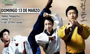 Taekwondo en Estepa: Campeonato de Andalucía de Poomsae Adulto 2016