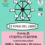 Cuentacuentos en la Biblioteca Municipal de Estepa