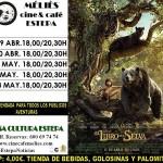 Cine en Estepa: El libro de la selva