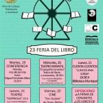 Del 18 al 22 de abril, Feria del Libro en Estepa