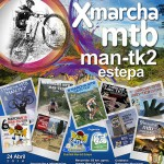 "X Marcha en Mountain Bike ""man-tk2″ Estepa"
