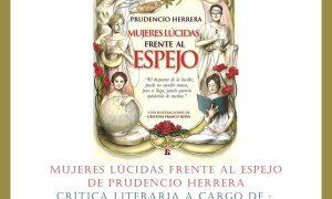 Presentación del poemario «Mujeres lúcidas frente al espejo» en Estepa