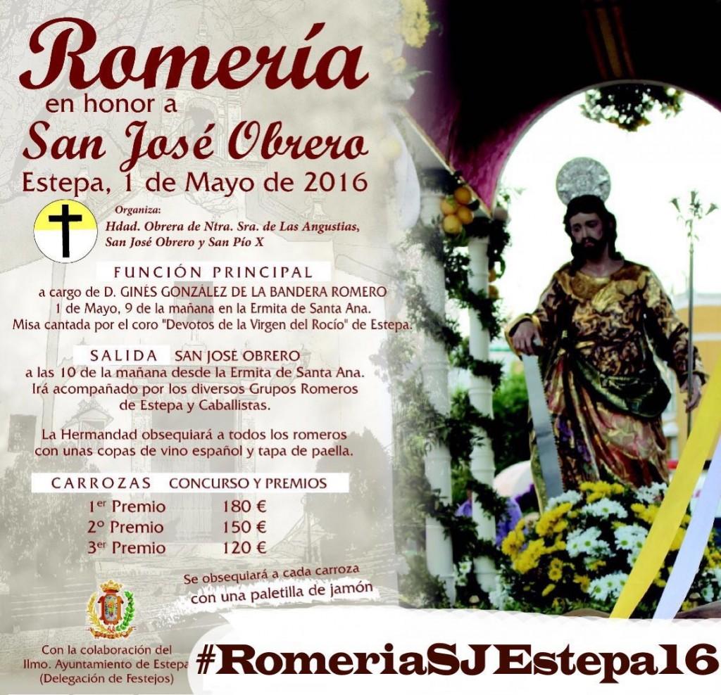 romeria-san-jose-obrero-estepa-2016-horarios-carrozas-premios