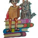 "Teatro infantil en Estepa: ""El pequeño Cervantes"""