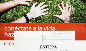Donación de sangre en Estepa el próximo lunes 6 de junio