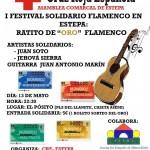 "I Festival Solidario Flamenco de Estepa ""Ratito de Oro"""